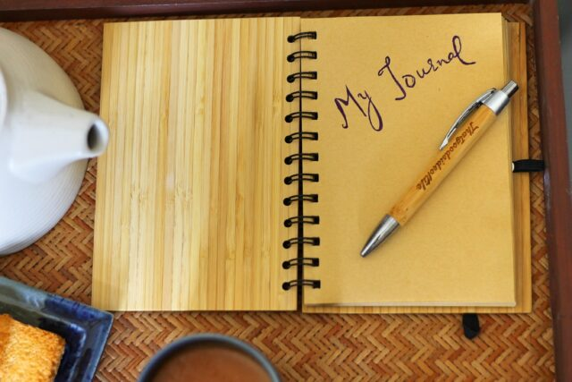 Start a Personal Journal-to better content